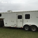 2012 Exiss 2-horse with LQ
