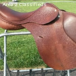 Barnsby Diablo Saddle 17.5 M - $1100 includes shipping!