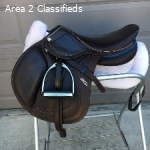 CWD Jumping saddle