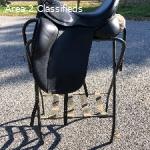 Hulsebos Zadels Balance Dressage Saddle