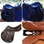 M. Toulouse Marielle Monoflap Saddle with Genesis System