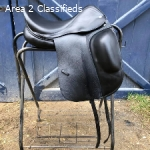 Verhan Odyssey Dressage Saddle